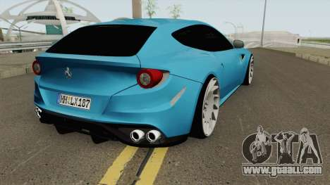Ferrari FF SlowDesign 2011 for GTA San Andreas