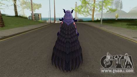 Raven Legendary Form DC Legends for GTA San Andreas