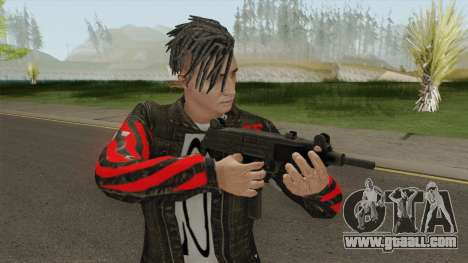 UZI HQ for GTA San Andreas