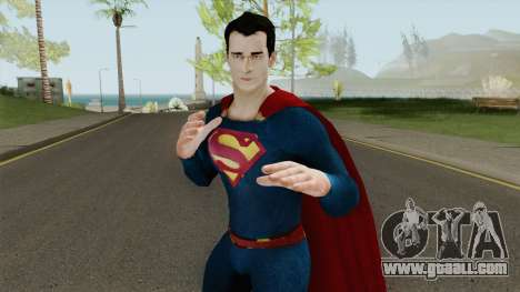 CW Superman From The Elseworlds for GTA San Andreas