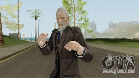 Morgan Lansdale From Resident Evil: Revelations for GTA San Andreas