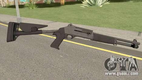 M1014 HQ for GTA San Andreas