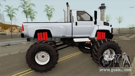 Chevrolet Kodiak C4500 Monster Truck 2008 for GTA San Andreas