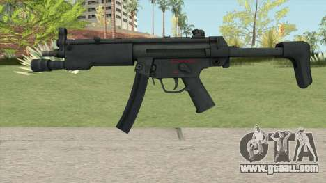 MP5 HQ for GTA San Andreas