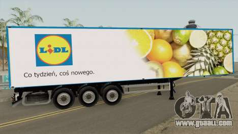 Polish Supermarkets Trailer for GTA San Andreas