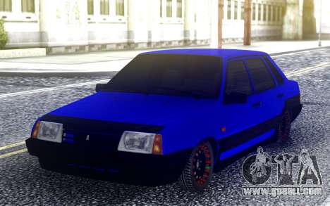 VAZ 2199 for GTA San Andreas
