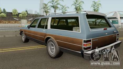 Chevrolet Caprice Classic Estate (1987-1989) for GTA San Andreas