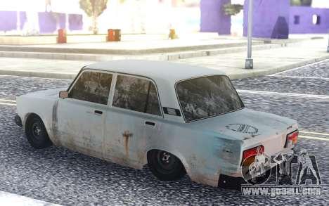 VAZ 2107 Brodyaga for GTA San Andreas