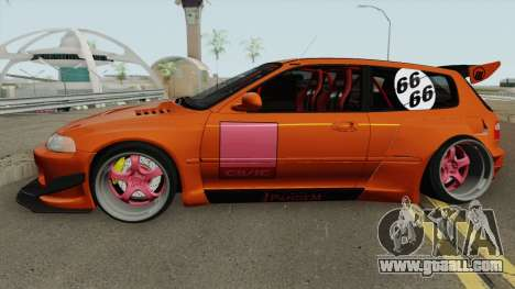 Honda Civic EG6 Pandem for GTA San Andreas