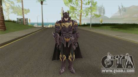 Batman Human for GTA San Andreas