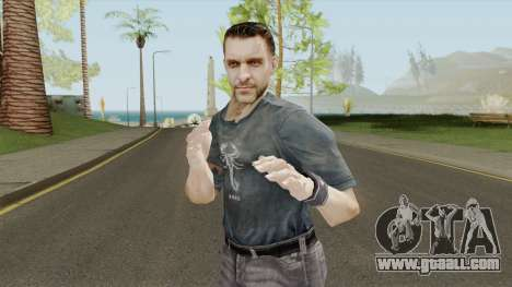 James Ramsey from Dead Rising for GTA San Andreas