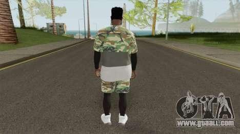 Skin Random 116 (Outfit Random) for GTA San Andreas