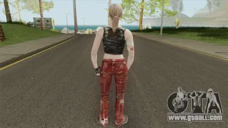 Sarah Michelle Gellar for GTA San Andreas