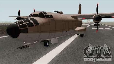 RM-10 Bombushka GTA V for GTA San Andreas