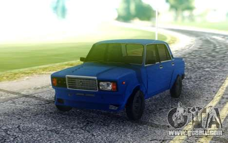 VAZ 2107 Drift for GTA San Andreas