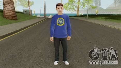 Peter Parker (Homecoming) for GTA San Andreas