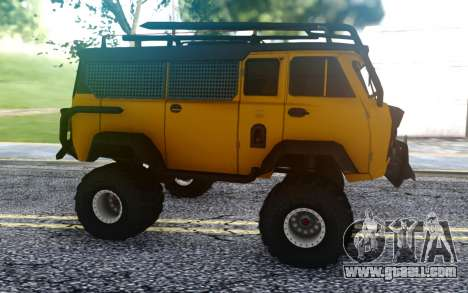 UAZ 2206 Trial for GTA San Andreas