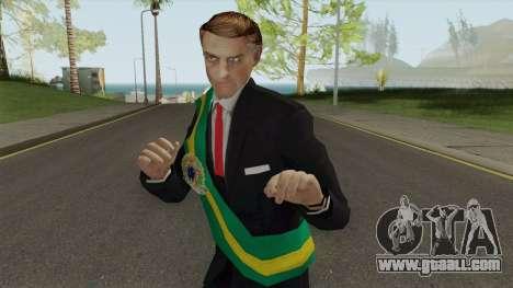 Bolsonaro Presidente V1 for GTA San Andreas