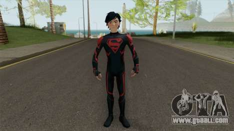 Superboy Legendary for GTA San Andreas