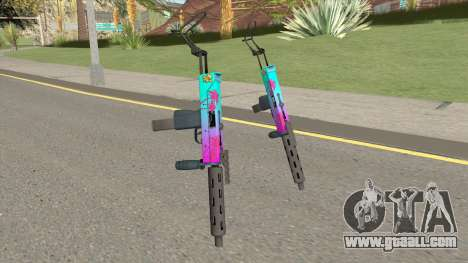 SMG GTA V for GTA San Andreas