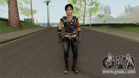 Rianna From Homefront for GTA San Andreas