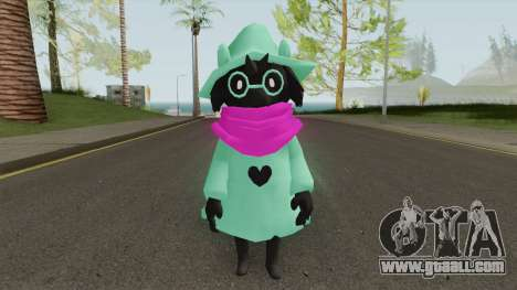 Ralsei - Deltarune V1 for GTA San Andreas