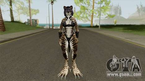 Jade (Unreal Tournament 3 Cat) for GTA San Andreas
