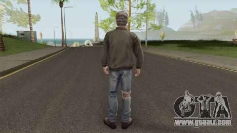 Nathan Gould from Crysis 2 for GTA San Andreas