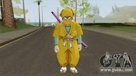 Ninja Dbz Revenge of King Piccolo for GTA San Andreas