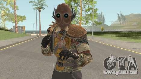 GTA Online Arena War Skin 2 for GTA San Andreas