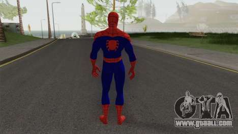 Spiderman Classic 1994 (The Animated Seriers) for GTA San Andreas