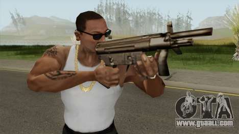 MP5 From GTA Vice City for GTA San Andreas