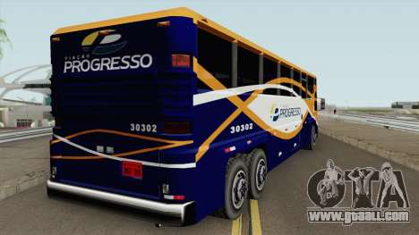 Coach Onibus de Viagem TCGTABR for GTA San Andreas
