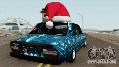 Dacia 1310 CN3 Christmas Edition for GTA San Andreas