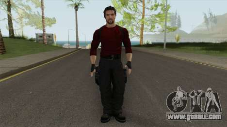 Ryan Lennox From Infernal for GTA San Andreas
