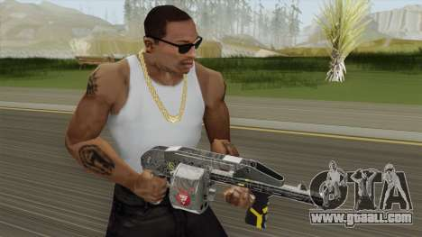 Shotgun (Special Troop) for GTA San Andreas