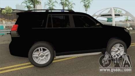 Toyota Land Cruiser J150 Zandarmerija for GTA San Andreas