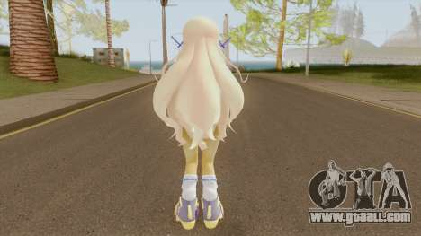 Exposed Anime Girl Ver2 for GTA San Andreas