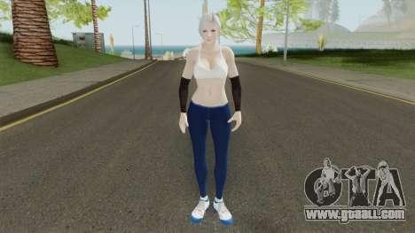 Christie (Sport Leggings) From DOA5LR for GTA San Andreas