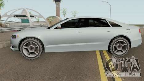 Audi A6 LQ V2 Tunable for GTA San Andreas