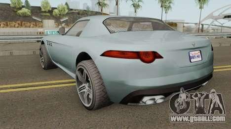 Benefactor Surano GT GTA V for GTA San Andreas