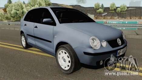 Volkswagen Lupo MK4 With Polish License Plates for GTA San Andreas