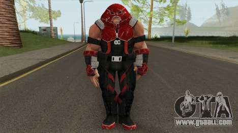 Juggernaut From Marvel Strike Force for GTA San Andreas