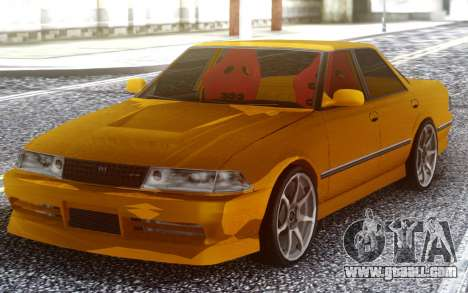 Toyota Mark II JZX81 Big Win for GTA San Andreas