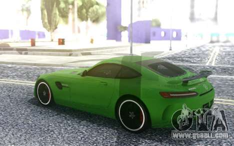 Mercedes-Benz AMG GT R 2017 for GTA San Andreas