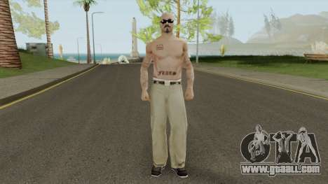 El Corona 13 Skin 4 for GTA San Andreas