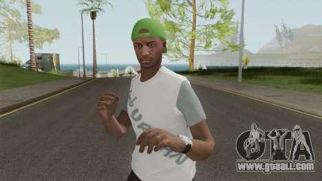 CJ GTA Online Style for GTA San Andreas