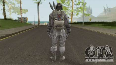 Grenade Thrower (PvE) From Warface for GTA San Andreas