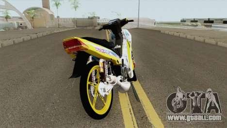 Yamaha F1ZR LE for GTA San Andreas