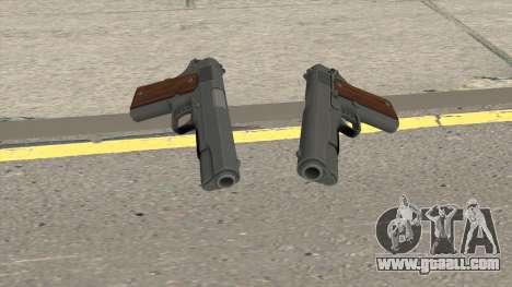 M1911 HQ for GTA San Andreas